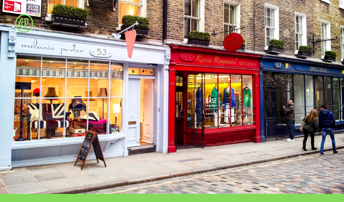 Create the perfect storefront and get more customers into your store