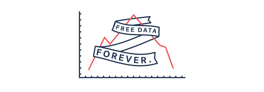 Get a mountain of free data